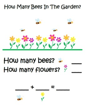 Insects Common Core Math Centers ~ Word Problem Mats ~ Place Value ~ Subtraction