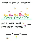Insects Common Core Math Centers ~ Word Problem Mats ~ Pla