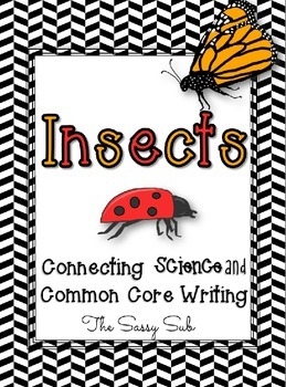 Insect Journal: Connecting Science and Common Core Writing