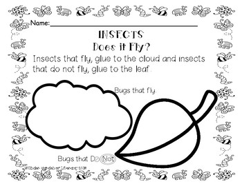 Insects-Does It Fly?