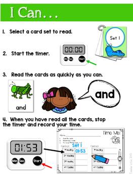 Sight Word Fluency BUGS!