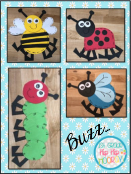 Insects ...Interesting...Crafts and Activities!