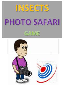 Insects & Kin Photo Safari Game