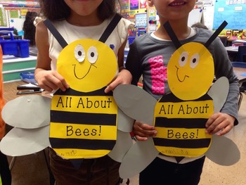 Insects Literacy & Writing Fun!