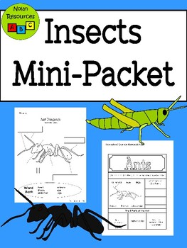 Insects Mini-Packet