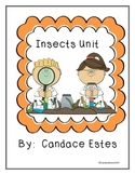 Insects Mini Unit