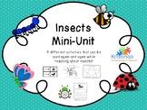 Insects Mini-Unit