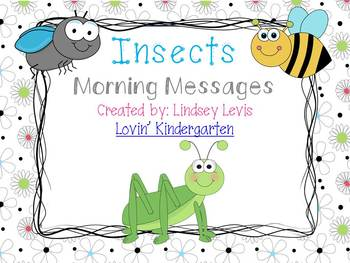 Insects - Morning Messages
