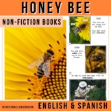 Insects Non-Fiction Spanish Readers - La Abeja de Miel (The Honey Bee)