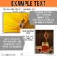 Insects Non-Fiction Spanish Readers - La Abeja de Miel (The Honey Bee)