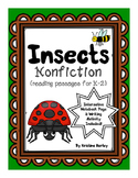 Insects - Nonfiction Reading Passages