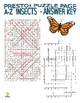 Insects Puzzle Page (Wordsearch and Criss-Cross)