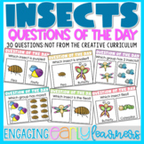 Insects Questions of the Day | Includes Interactive Option