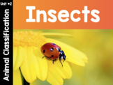 Insects Unit Plan