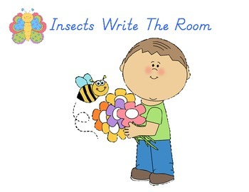 Insects Write The Room