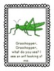 Insects and Bugs: ELA and Language based activities
