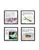 Insects and Bugs Unit Activity - Fun Fact Cards for Games, Bulletin Board