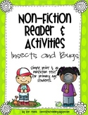 Insects and Bugs NonFiction Reader