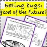 Insects: the food of the future?