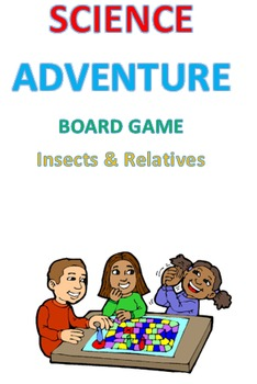 Insects & their Kin Board Game