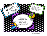 Insects vs. Bugs