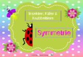 Insekten, Käfer und Krabbeltiere – Symmetrie