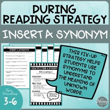 Insert a Synonym Activity Bundle