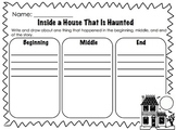 Inside A House That Is Haunted Worksheet