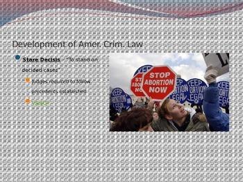 Inside Criminal Law PowerPoint