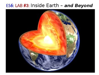 Inside EARTH and Beyond!