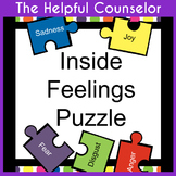 Inside Feelings Puzzle - Use with or without Inside Out