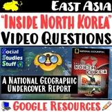Inside North Korea Video Questions Digital WS for Google- Nat Geo Documentary