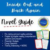 Inside Out And Back Again Novel Unit