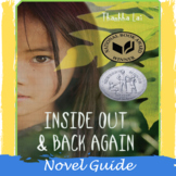 Inside Out And Back Again - Grade 5 - Novel Unit
