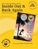 Inside Out & Back Again - A No-Prep Novel Study (Distance