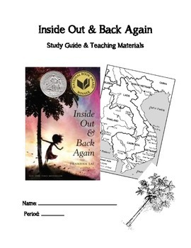 Inside Out & Back Again Study Guide and Supplemental Material (Part 1)
