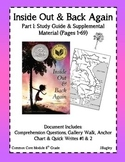 Inside Out & Back Again Study Guide and Supplemental Mater