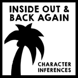 Inside Out and Back Again - Who is Ha? Character Inference & Written Analysis