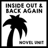 Inside Out & Back Again by Thanhha Lai Unit Teaching Package