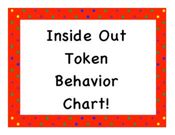 Inside Out Token Behavior Chart!