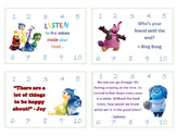 Inside-Out Behavior Punch Card