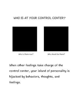 Inside Out Behavior Story & Plan
