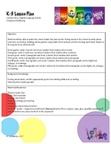 Inside Out & Emotional Wellbeing - Lesson Plan