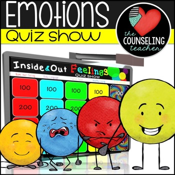 Inside & Out Emotions Quiz Show