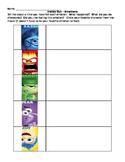 Inside Out Emotions Worksheet