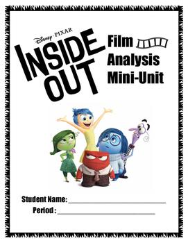 Inside Out Film Critique Mini Unit