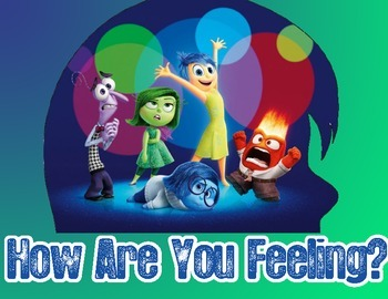 Inside Out - How Are You Feeling?
