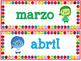 Inside Out Inspired Classroom Starter Set SPANISH VERSION