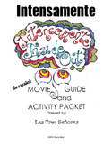 Inside Out - Intensamente Spanish Movie Guide and Activity Packet