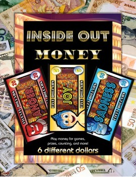 Inside Out Money Set